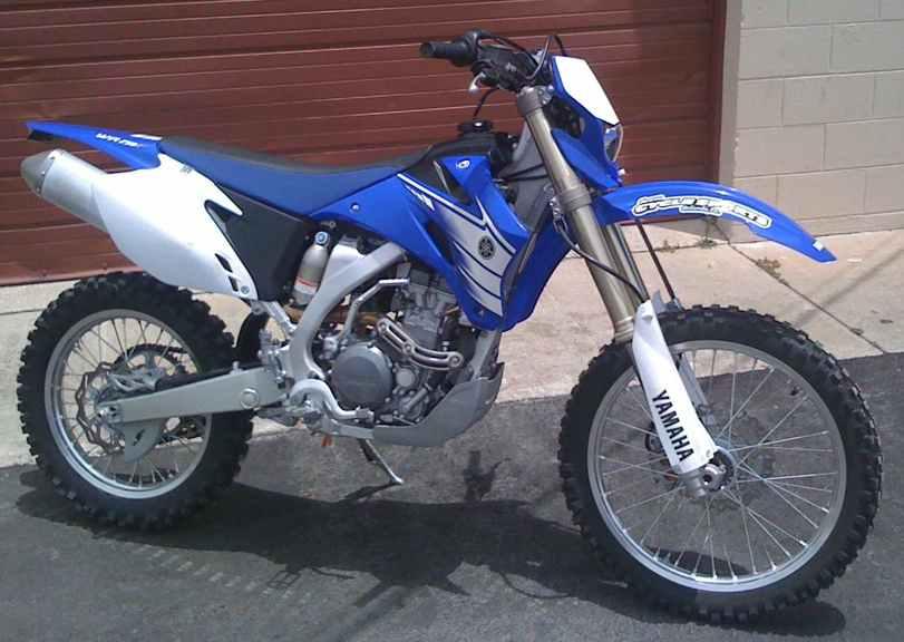yamaha dirt bikes images - photo #33