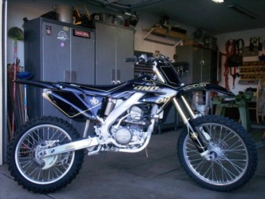 2006 CRF250R Value